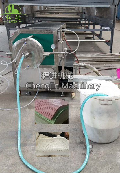 Automatic Latex Foaming Machine CJ-40 Foaming Machine Products
